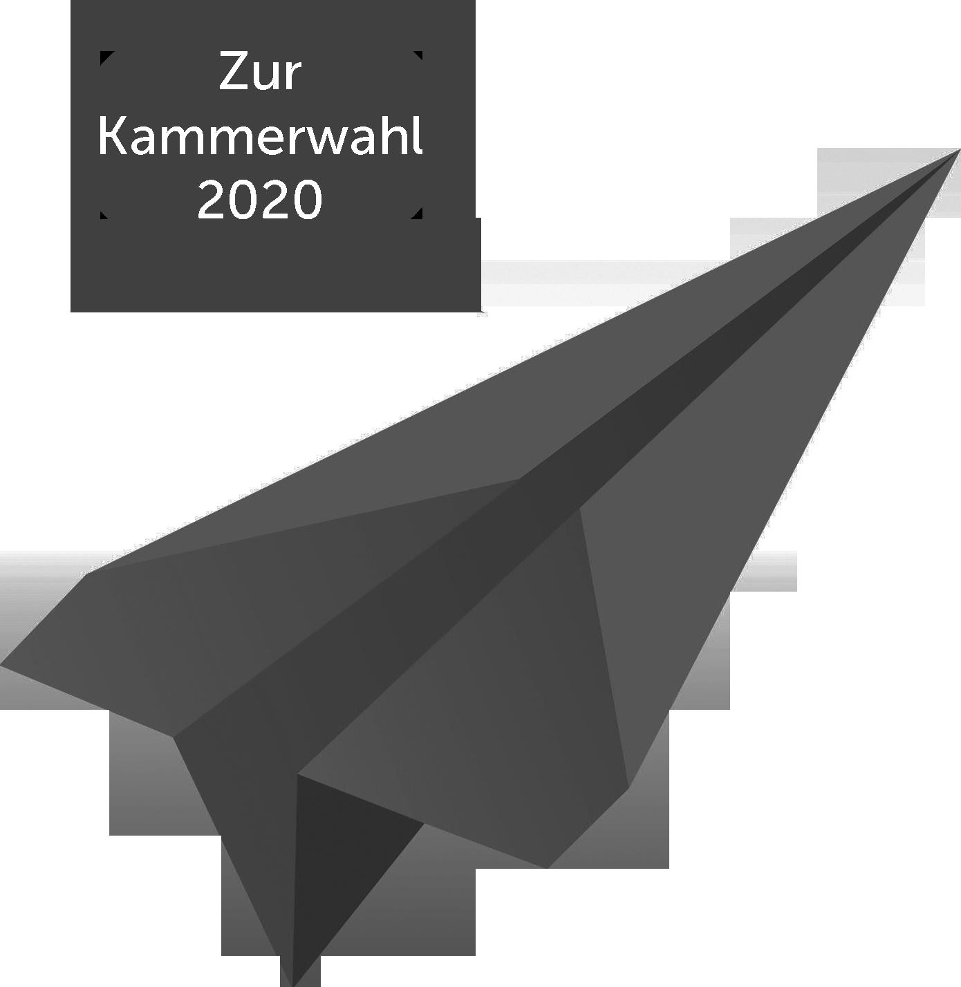 Zur Kammerwahl 2020